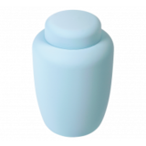 Biologische urn  Light Blue