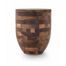 Natuurlijke urn Walnut Special